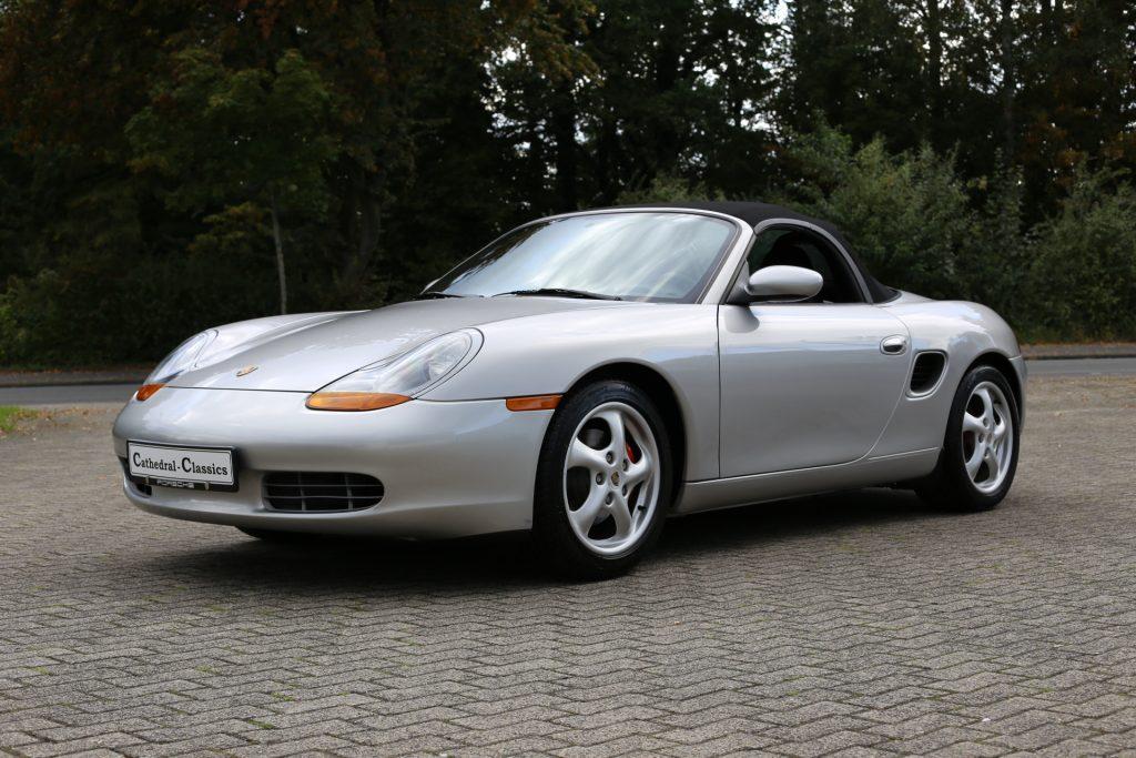 Porsche Boxster 986 Cathedral Classics